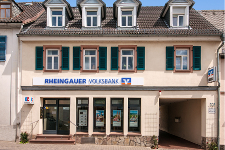 Geschäftsstelle Johannisberg - Rheingauer Volksbank eG