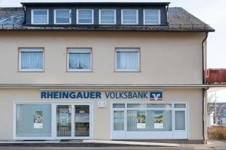 Geschäftsstelle Kiedrich - Rheingauer Volksbank eG