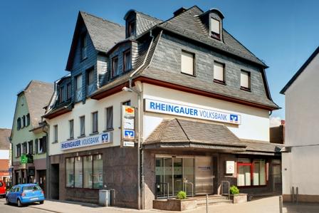 Geschäftsstelle Oestrich - Rheingauer Volksbank eG