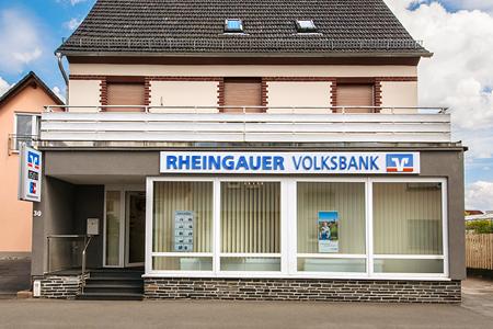 Geschäftsstelle Rauenthal - Rheingauer Volksbank eG