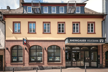 Geschäftsstelle Geisenheim - Rheingauer Volksbank eG