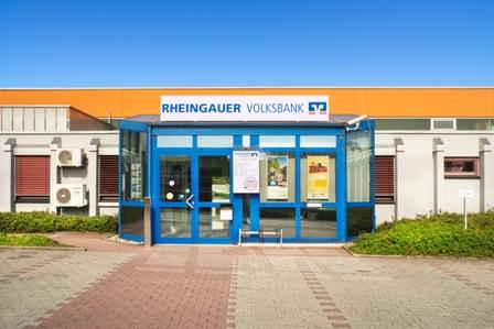 Geschäftsstelle  Walluf - Rheingauer Volksbank eG