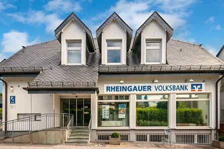 Geschäftsstelle Winkel - Rheingauer Volksbank eG