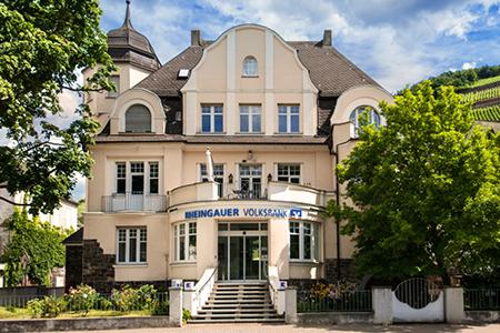 Geschäftsstelle Assmannshausen - Rheingauer Volksbank eG