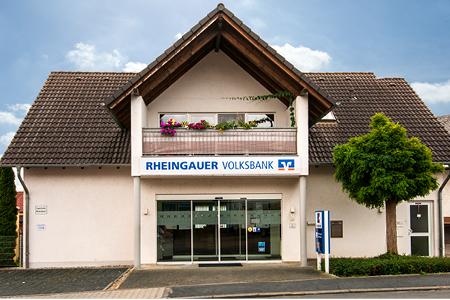 Geschäftsstelle Hallgarten - Rheingauer Volksbank eG